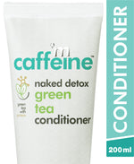 mCaffeine Naked Detox Green Tea Conditioner (200 ml)