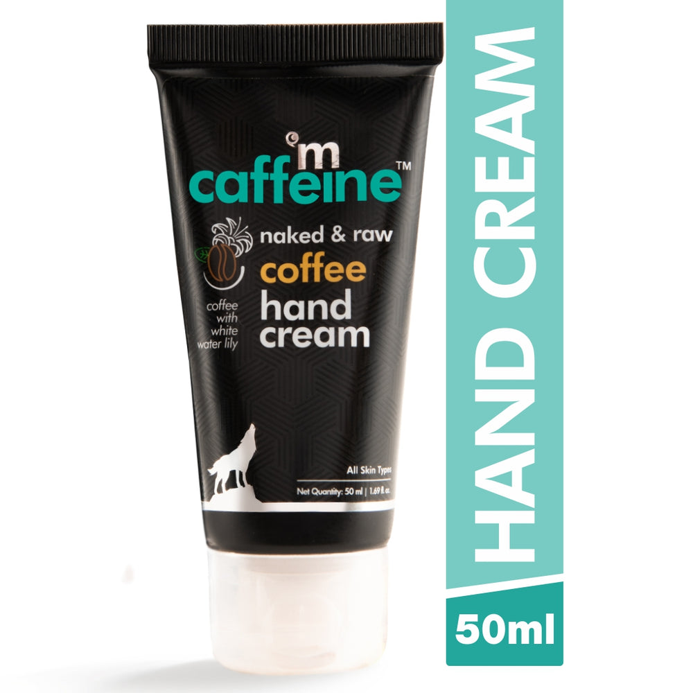 mCaffeine Naked & Raw Coffee Hand Cream (50 ml)