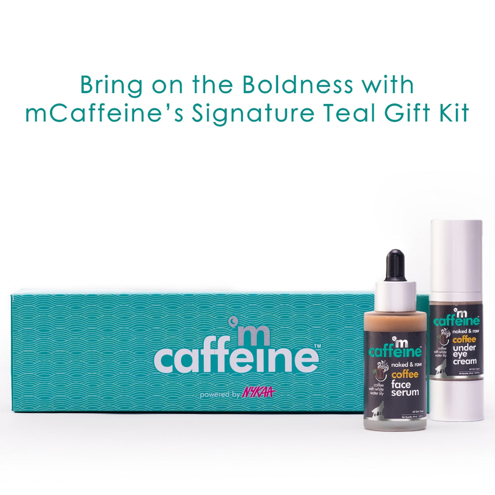 mCaffeine Coffee Prep Gift Kit