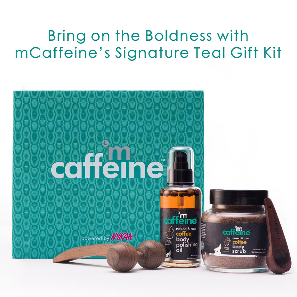 mCaffeine Coffee De-stress Gift Kit