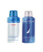 Nautica Voyagesport + Blue Deo Combo Set - Pack of 2