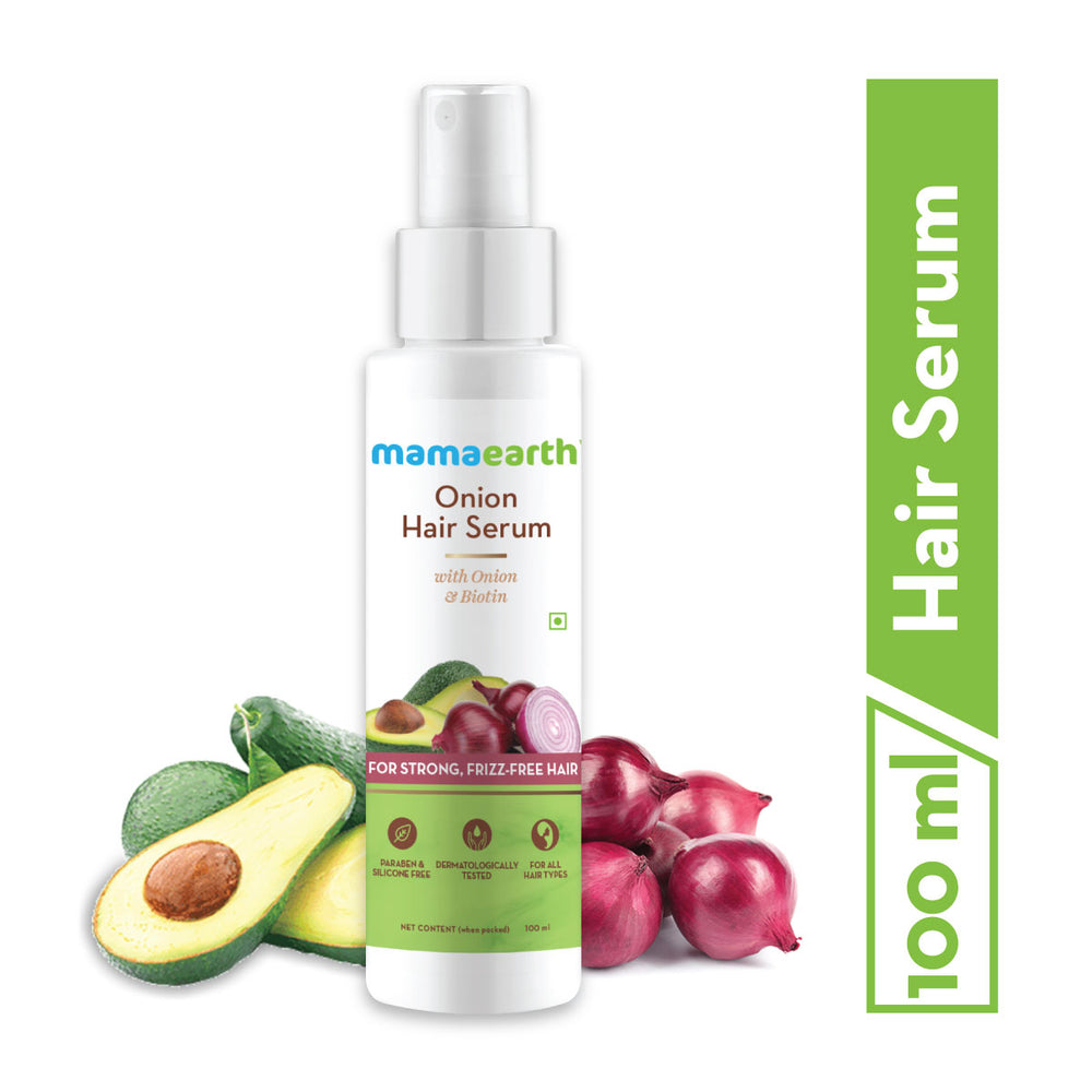 Mamaearth Onion Hair Serum 100 ml