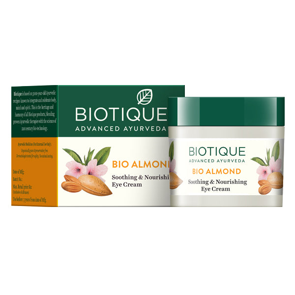 BIO ALMOND (UNDER EYE CREAM) 15g(almond eye cream)