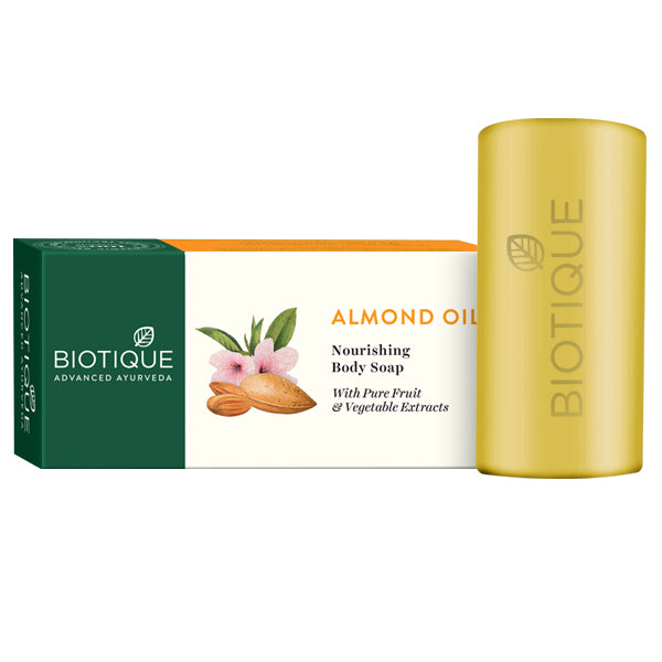 ALMOND OIL BODY CLEANSER 150g (almond body cleanser) (Pack of 3)