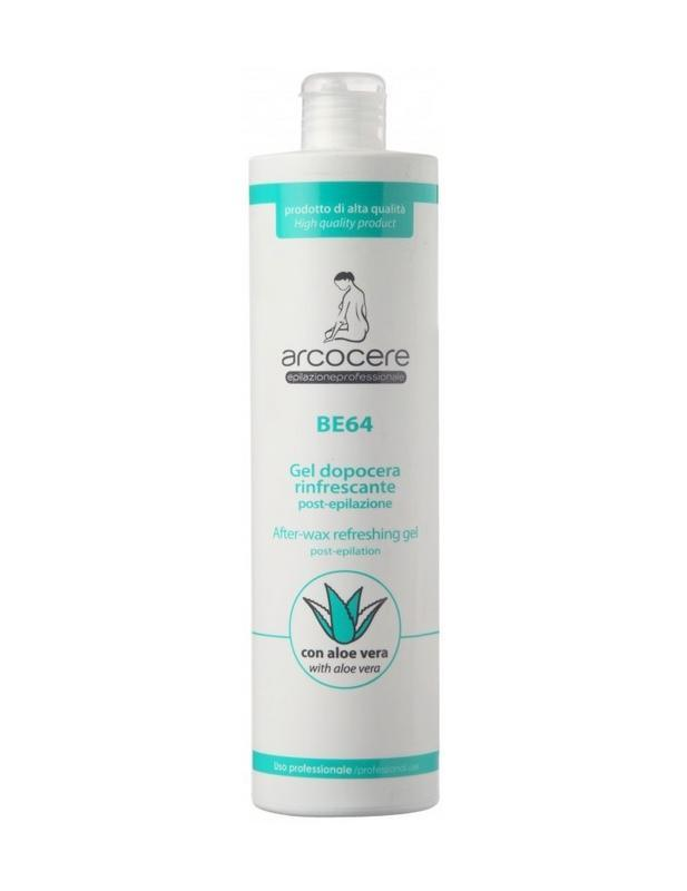 Refreshing After-Wax Gel ALOE VERA - BE64