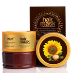 WOW Hair Mask For Dry and Damaged Hair - No Parabens, Sulphates, Mineral Oil and Silicones, 200 ml