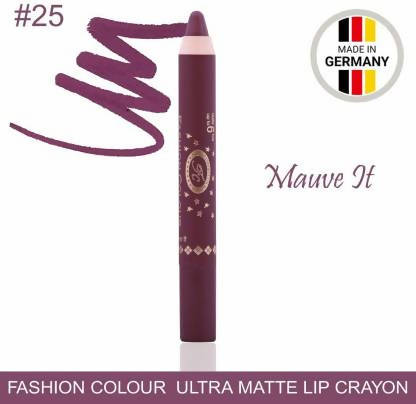 Ultra Matte Lip Crayon Mauve It Lipstick