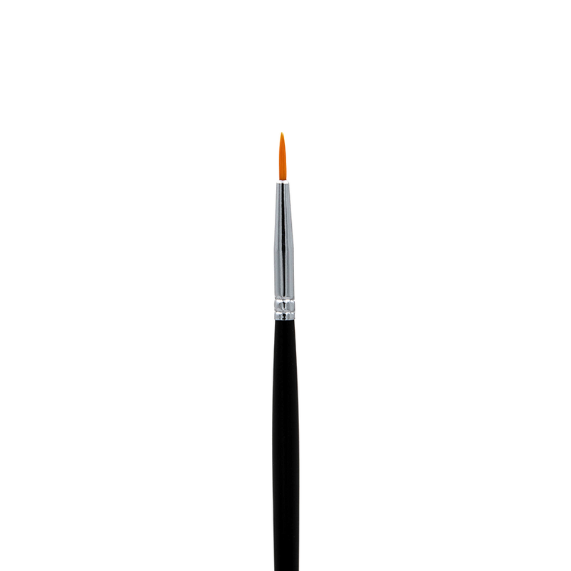 Taklon Pointed Liner Lip Makeup Brush C250-2 (Pack of 2)