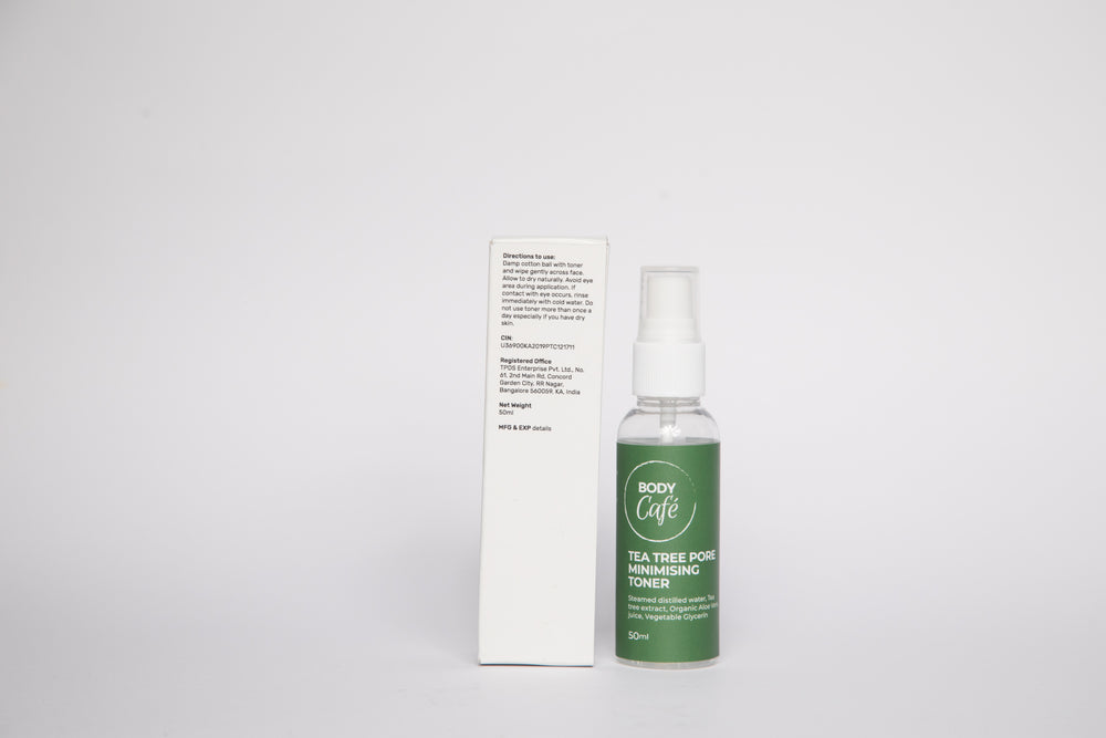Tea Tree pore minimising Toner
