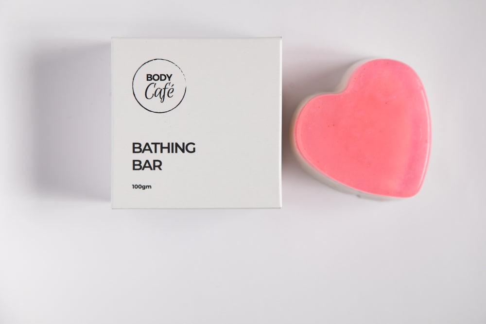 Rose and Oat Milk Bathing Bar