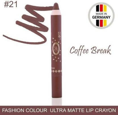Ultra Matte Lip Crayon COFFEE BREAK Lipstick