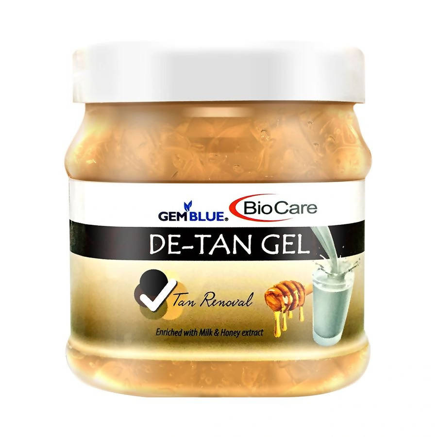De-Tan Gel-Gem Blue-BioCare