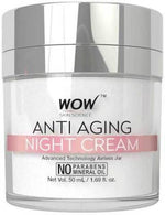 WOW Skin Science Anti Aging Night Cream - 50ml