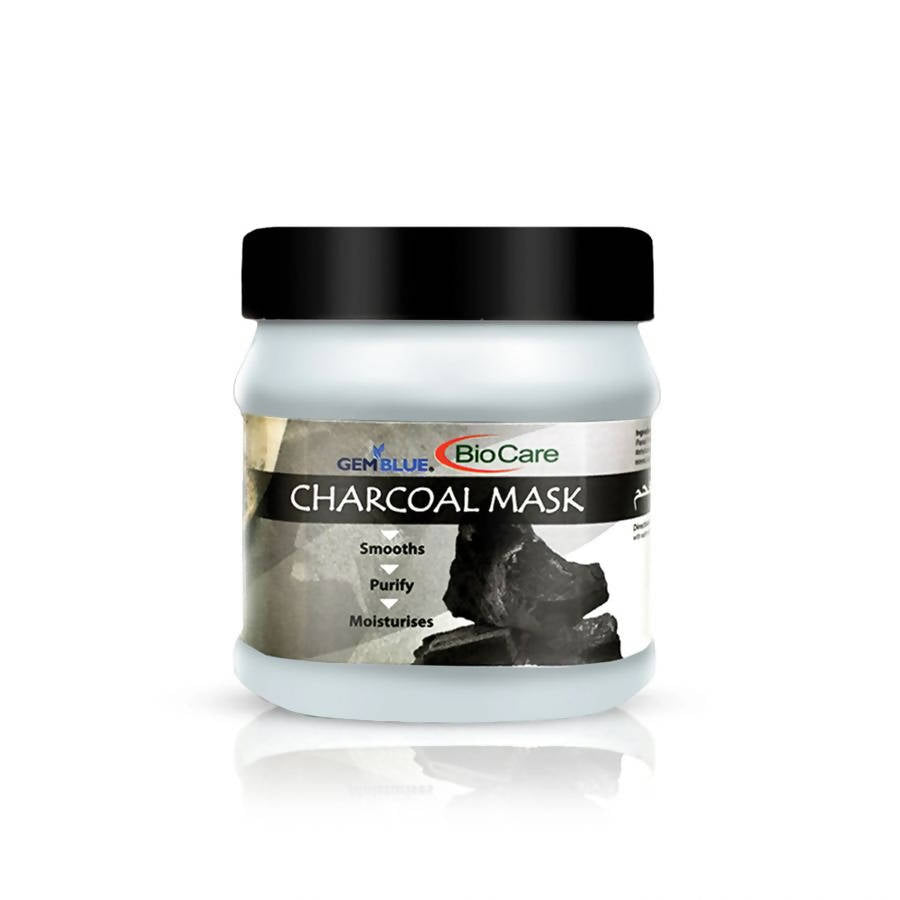 Charcoal Mask-Gem Blue-BioCare