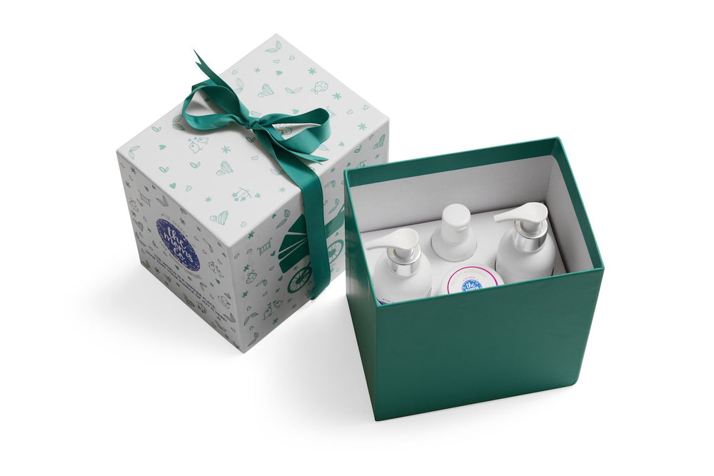 Baby Must Have Ribbon Gift Box