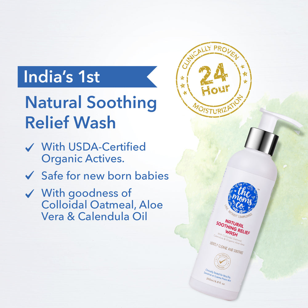 Soothing Relief Body Wash (200 ml)