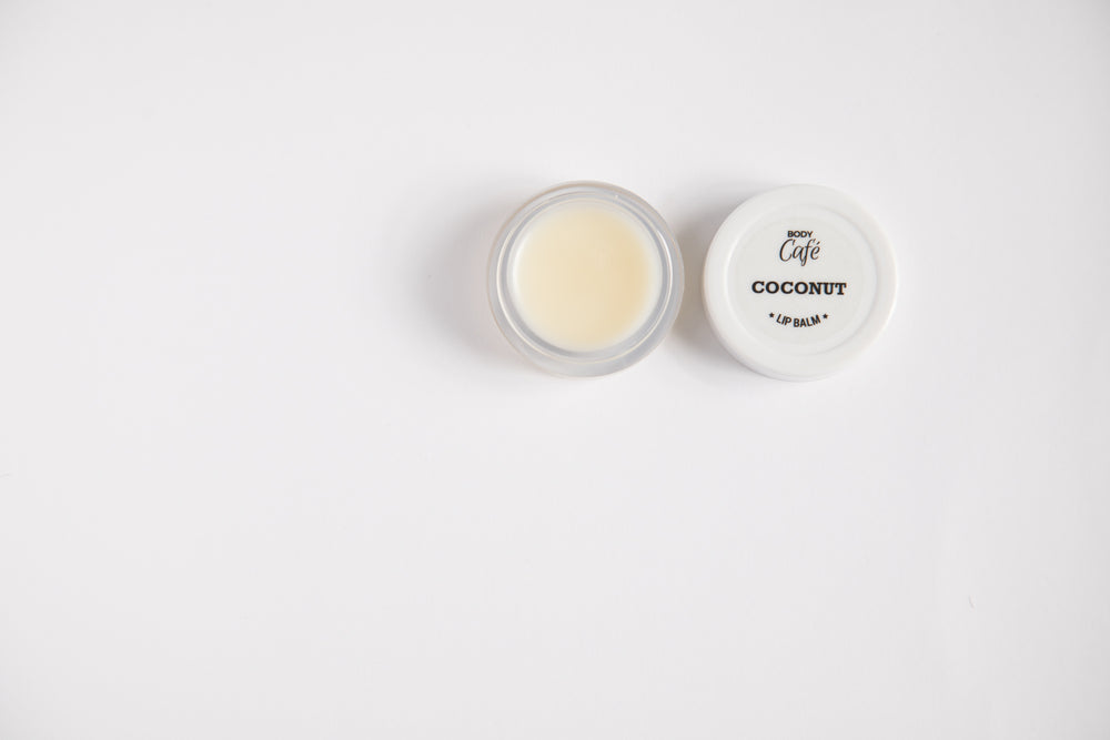 Coconut Lip Balm (Pack of 2)