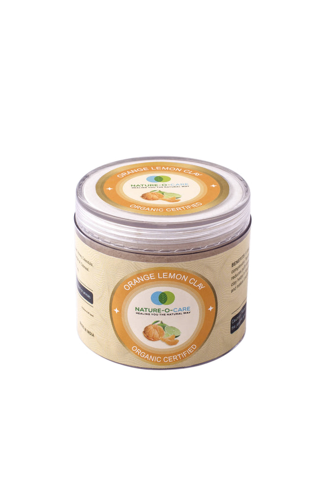 NATURE-O-CARE Orange Lemon Clay
