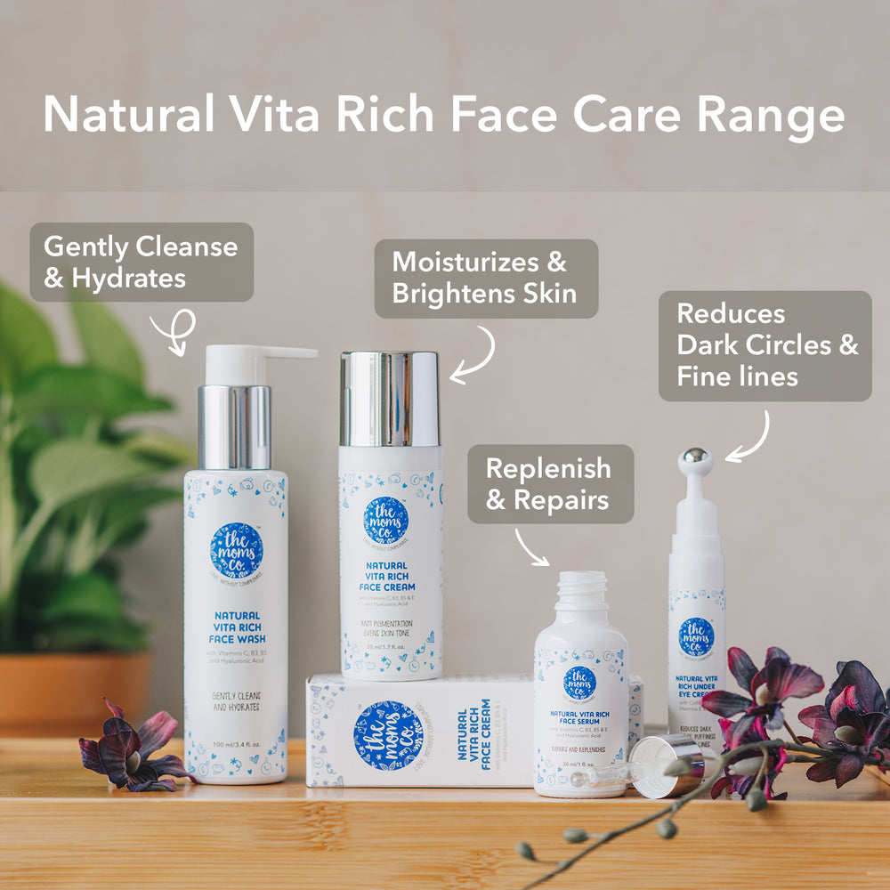 Natural Vita Rich Face Serum