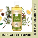 Auravedic Hair Fall Control Shampoo - Paraben & SLS Free Hair care (500ml)