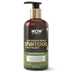 WOW Skin Science Intensive Repair & Revitalize No Parabens, Sulphate & Silicone Shampoo, 300mL