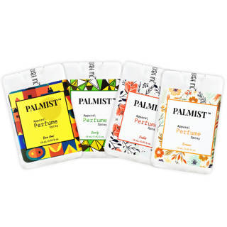 Palmist Pocket Perfume for Women and unisex 18ml combo (Pack of 4)