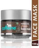 mCaffeine Naked & Rich Choco Face Mask (100 g)