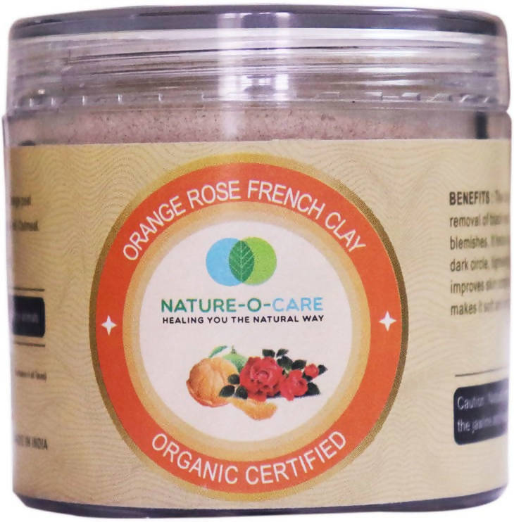 nature-o-care Orange Rose French Clay