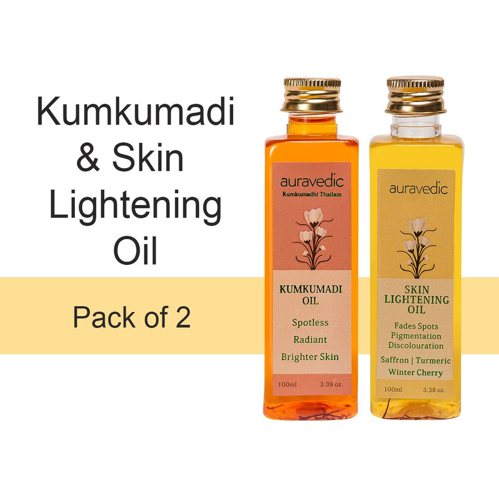 Lightening Glow Oils