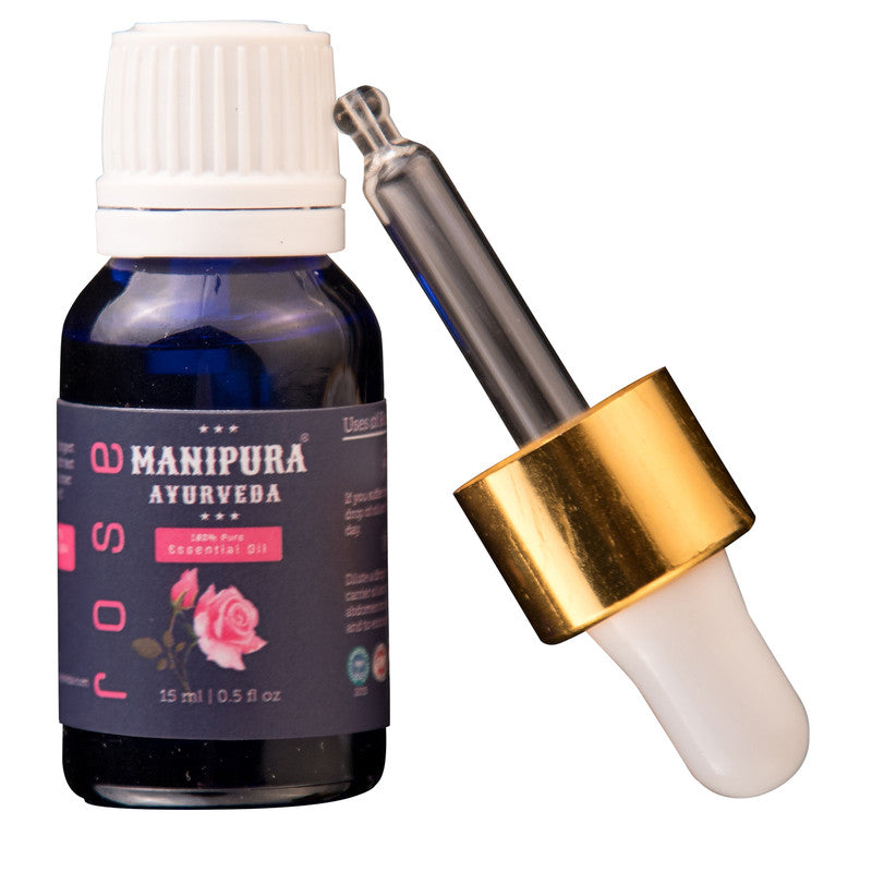 Manipura Ayurveda Rose  Pure Essential Oil