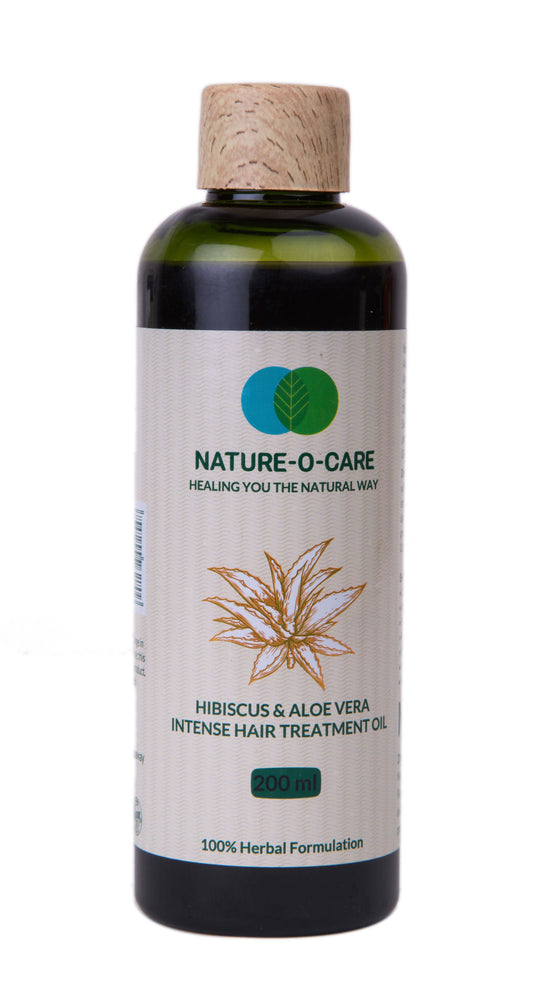 NATURE-O-CARE HIBISCUS & ALOE VERA