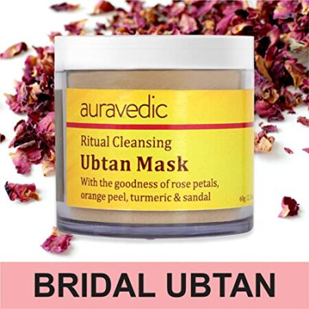Ritual Cleansing Ubtan Mask