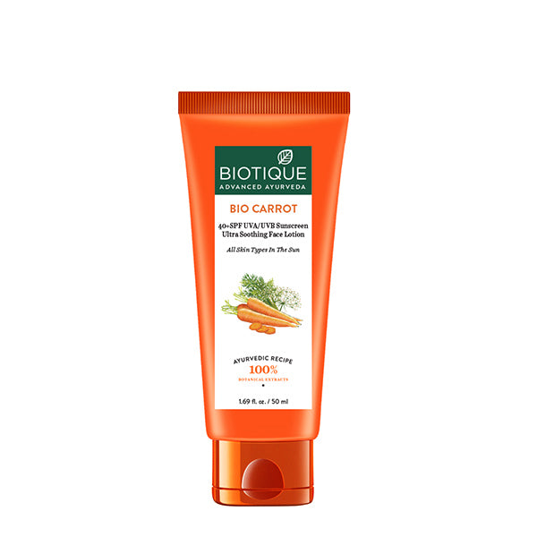 Bio Pro lotion 50ml (Carrot SPF 40Sunscreen)