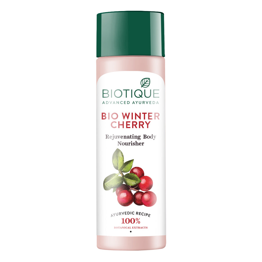 RTML (BIO WINTERCHERRY) LOTION-120mL (Pack of 2)