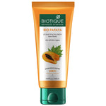BIO PAPAYA EXFOLIATING FACE WASH 150ml(all skin)