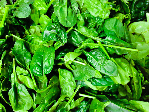 The Health Benefits of Spinach in Little West Cold Pressed Juice