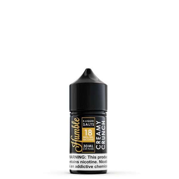 Humble Salt E-Liquid-E-Liquid-Humble-Creamy Crunch-18-The Vapor Supply