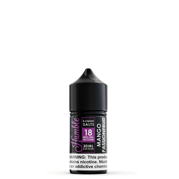 Humble Salt E-Liquid-E-Liquid-Humble-Mango Passionfruit-18-The Vapor Supply