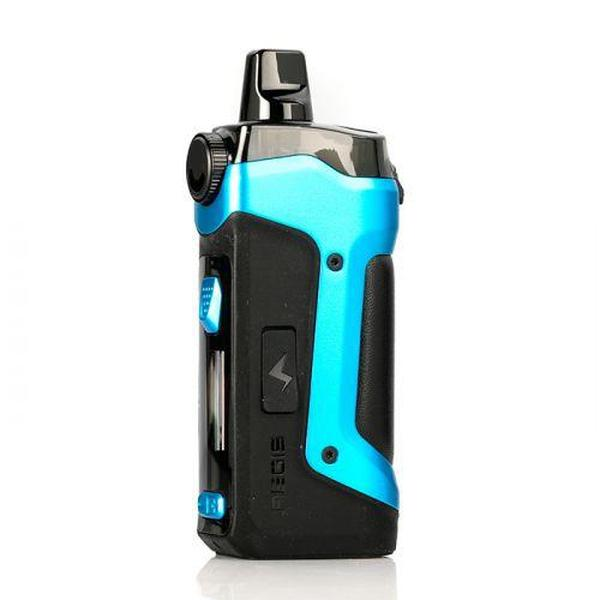 Geekvape Aegis Boost Plus-Mods-Almighty Blue-The Vapor Supply