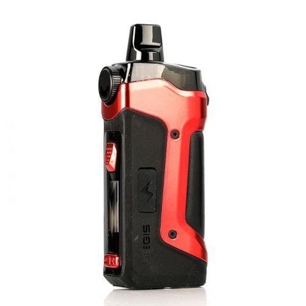 Geekvape Aegis Boost Plus-Mods-Devil Red-The Vapor Supply