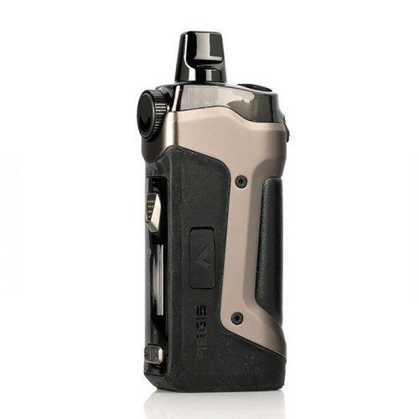 Geekvape Aegis Boost Plus-Mods-Gunmetal-The Vapor Supply