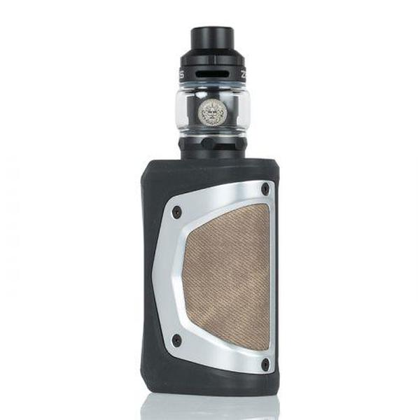 Geekvape Aegis X Zeus Kit-Mods-Classic Silver-The Vapor Supply