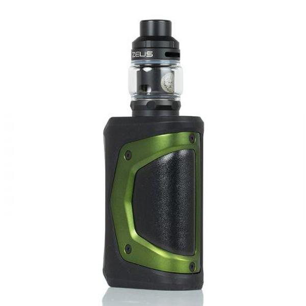 Geekvape Aegis X Zeus Kit-Mods-Green-The Vapor Supply