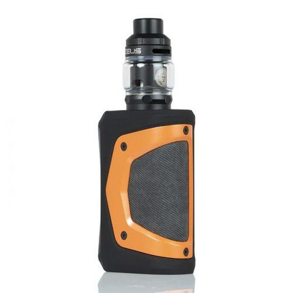 Geekvape Aegis X Zeus Kit-Mods-Signature Orange-The Vapor Supply
