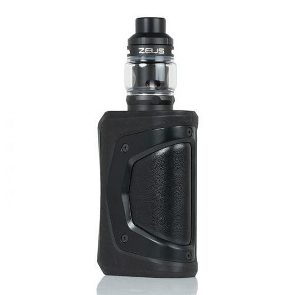 Geekvape Aegis X Zeus Kit-Mods-Stealth Black-The Vapor Supply
