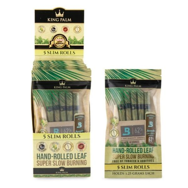 King Palm Slim 5pk-Alternative-The Vapor Supply