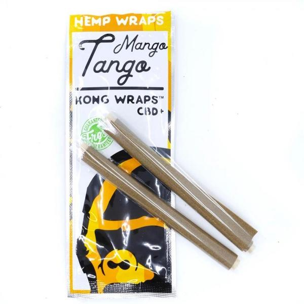 Kong Organic Hemp Wraps-Hut Goods-The Vapor Supply