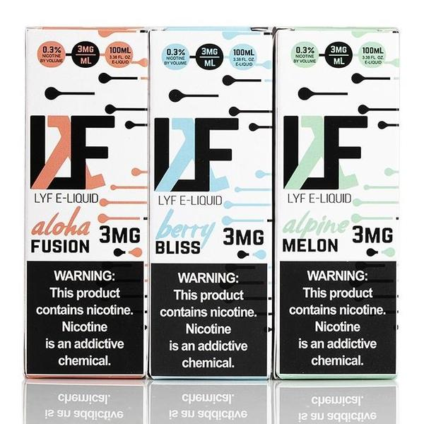 LYF E-Liquid-E-Liquid-The Vapor Supply