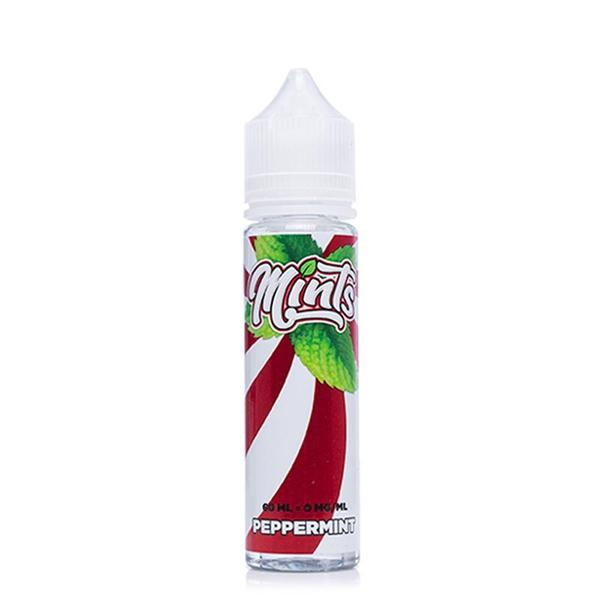 Mints-E-Liquid-Peppermint-03MG-The Vapor Supply