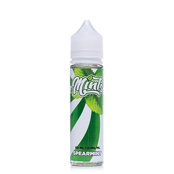 Mints-E-Liquid-Spearmint-03MG-The Vapor Supply